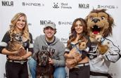 The Kings Care Foundation partnered with Best Friends to promote pet adoption